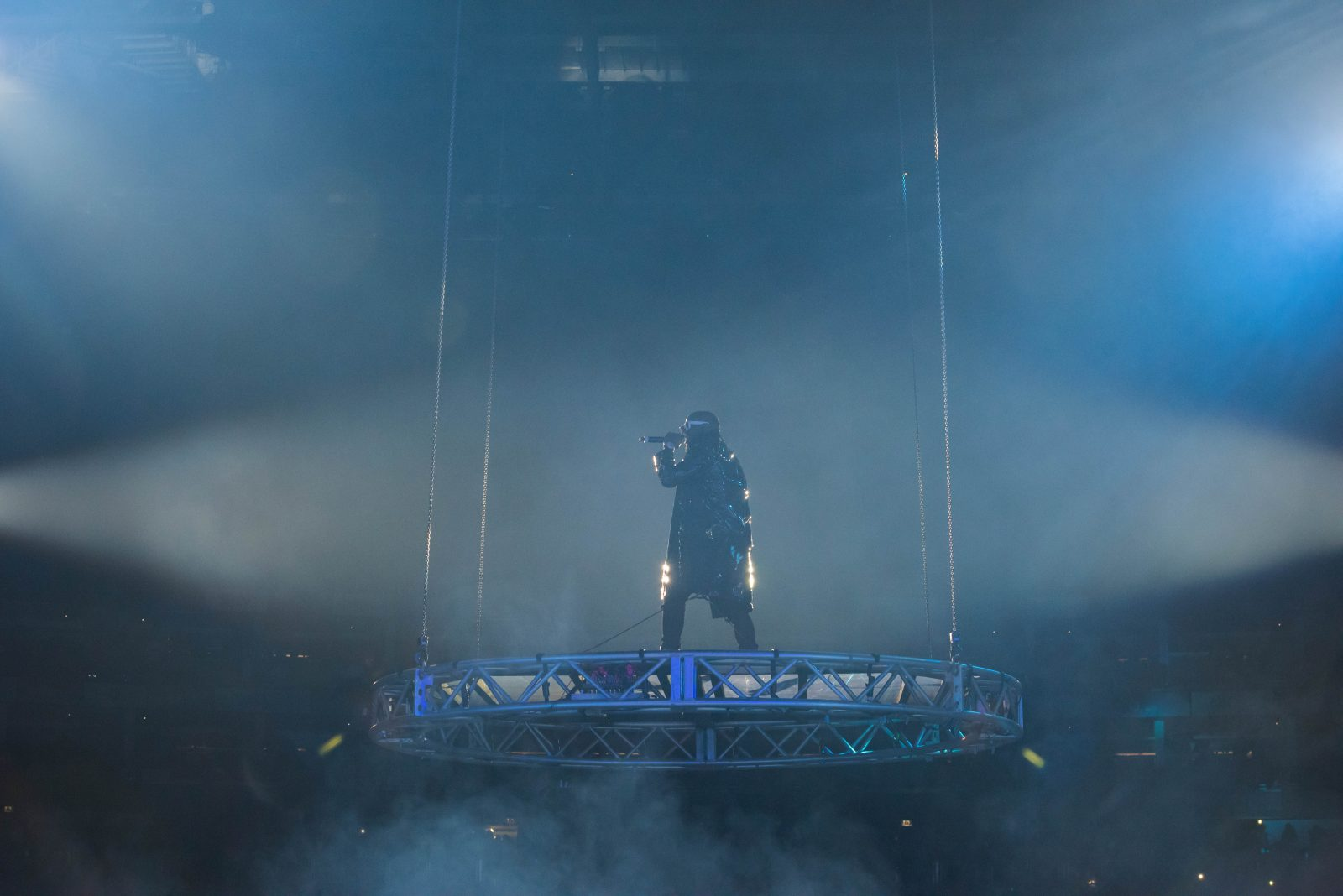 London, United Kingdom.  January 27, 2019. Davido performs live on stage at  The O2 Arena. Michael Tubi / Alamy Live News